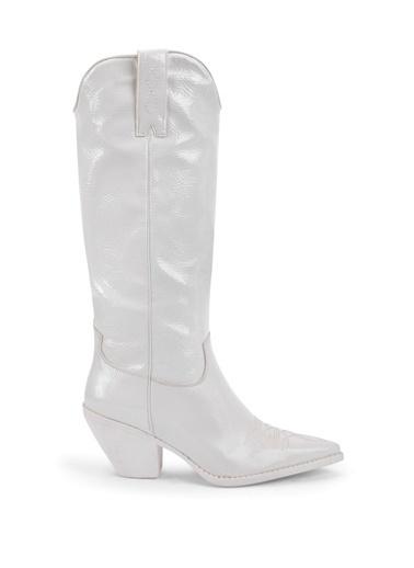 Twist Çizme Beyaz